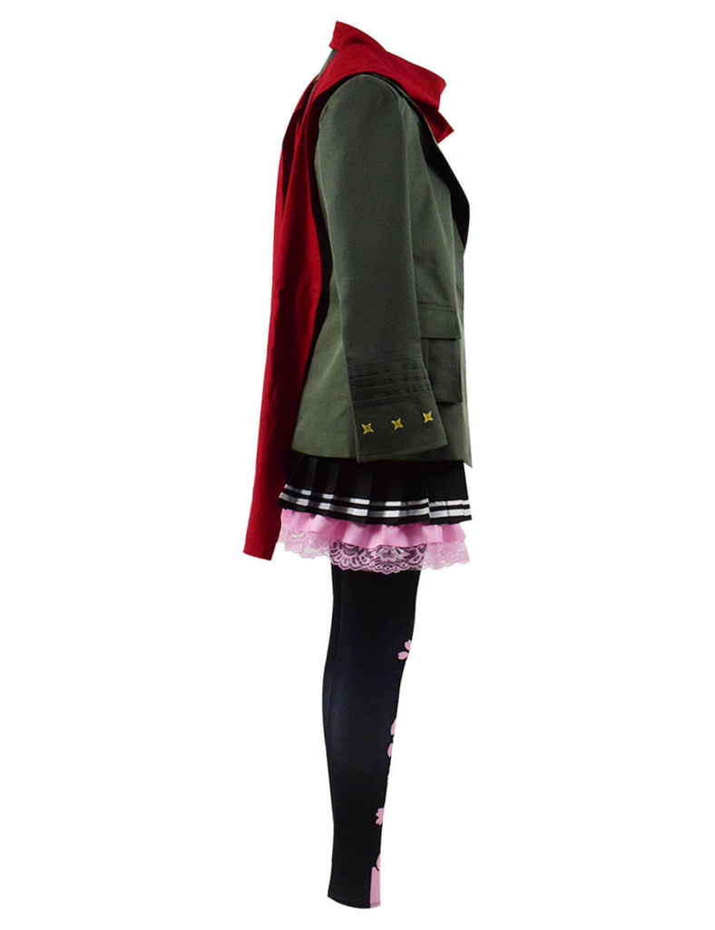 Game Girls' Frontline Type 100 Shiki Cosplay Costume ACcosplay - ACcosplay