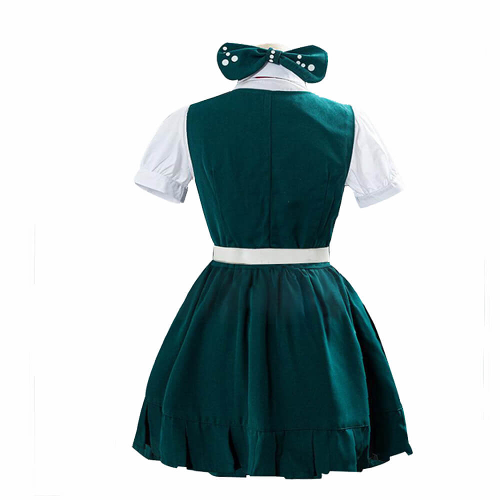 Super Danganronpa 2: Goodbye Despair Sonia Nevermind Dress Cosplay Costume