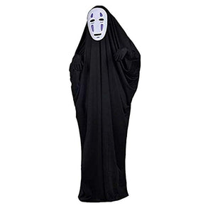 Anime Spirited Away Cosplay Halloween Costume with Mask ACcospaly