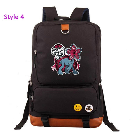 Stranger Things Backpack School Bag Bookbag for Kids Children Boys - ACcosplay