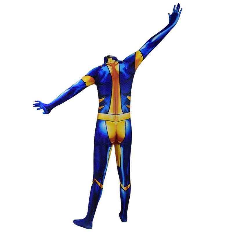 Wolverine Costume Mens Classic Marvel Superhero Suit For Halloween - ACcosplay