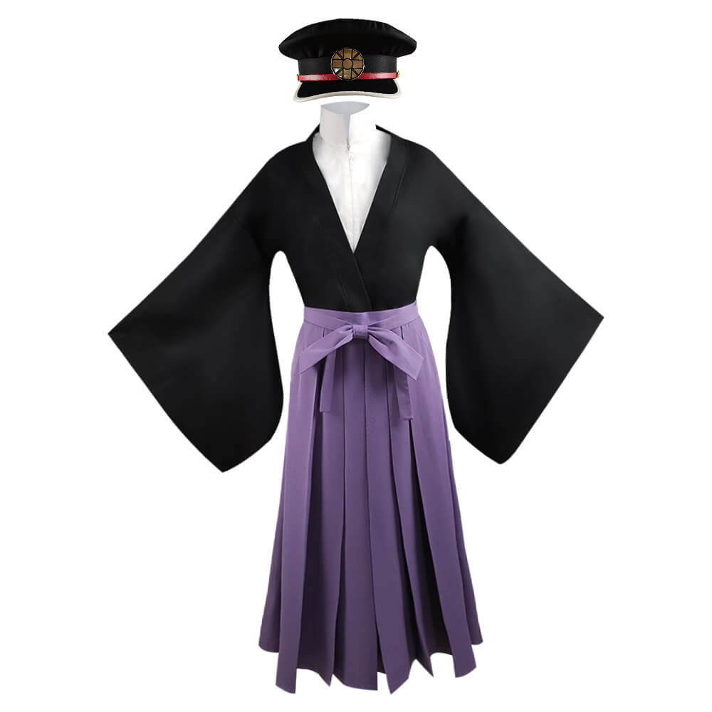 Best Toilet-Bound Hanako-Kun Yugi Tsukasa Hat Cosplay Costume - ACcosplay