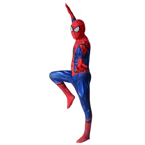 Amazing Spiderman 2 Costume Halloween Spider-Man Suits Bodysuits Cosplay Costume - ACcosplay