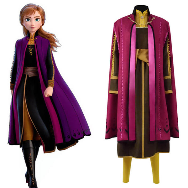 Anna Cosplay Costume 2019 ACcosplay