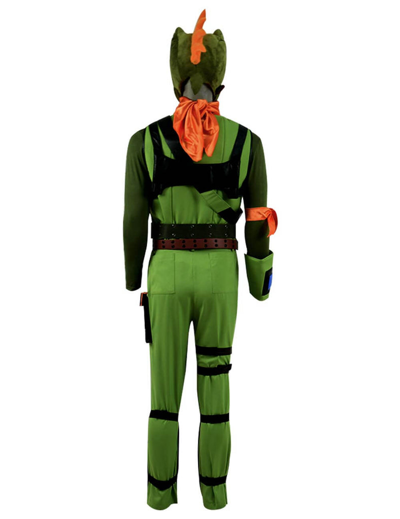 Best Fortnite Costume Rex Cosplay Costume Online Kids Adults - ACcosplay