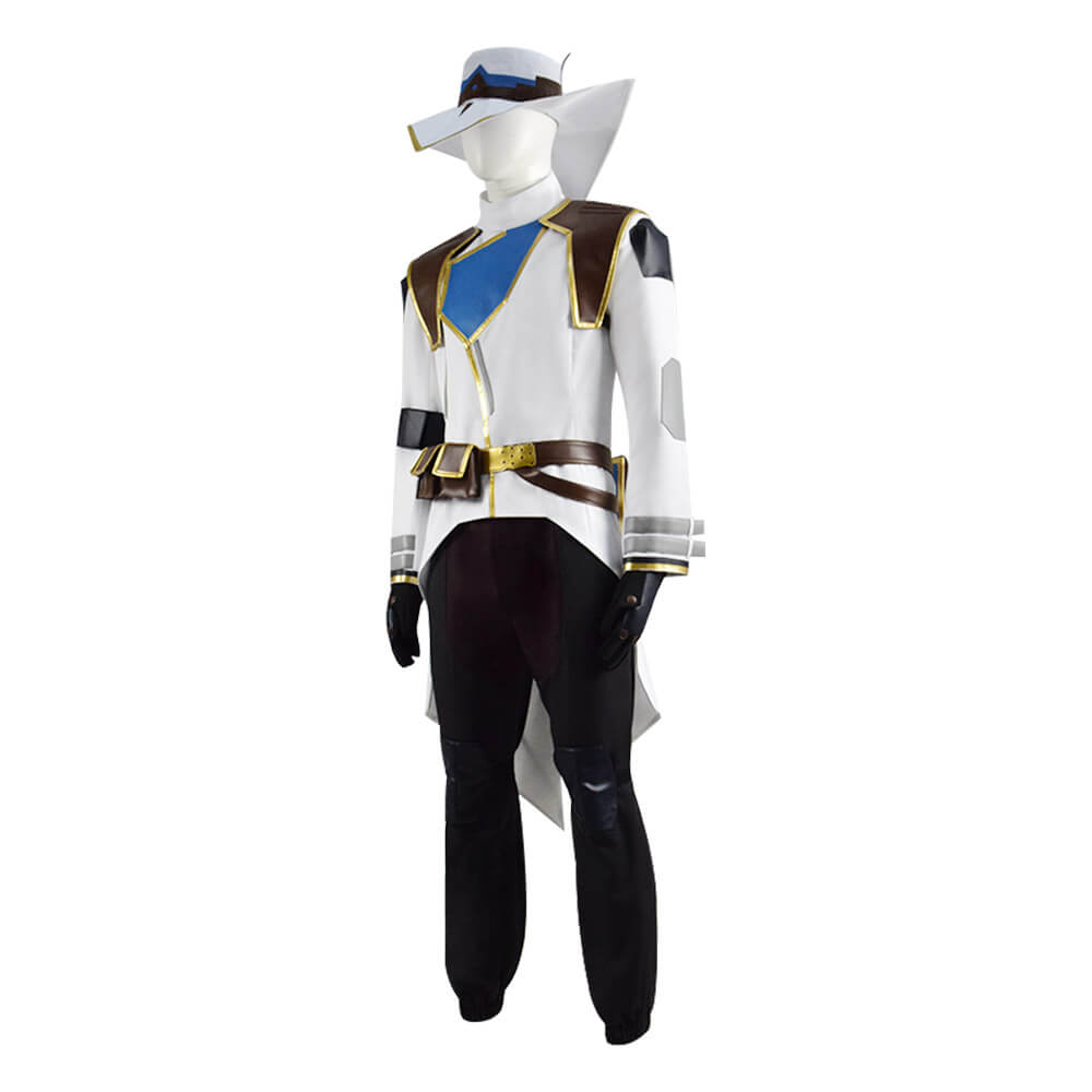 ACcosplay Best Game Valorant Cypher Cosplay Costume Guide - ACcosplay