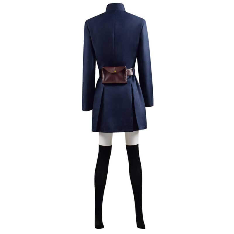 Women Jujutsu Kaisen Sorcery Fight Kugisaki Nobara Cosplay Costume Suit Outfit Full Set