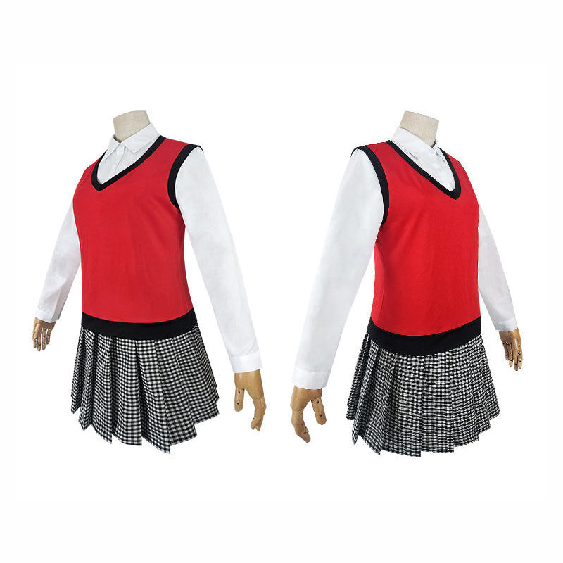 Kakegurui Midari Ikishima School Uniform Cosplay Costume