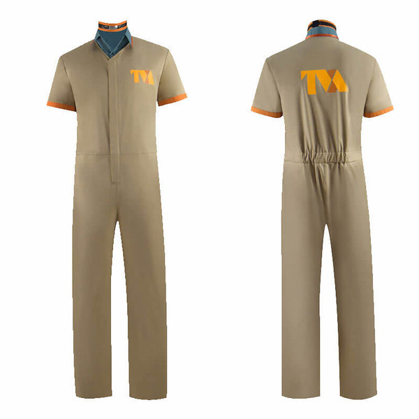 2021 Loki Prison Outfit Uniform Kids Adults Halloween Cosplay Costumes