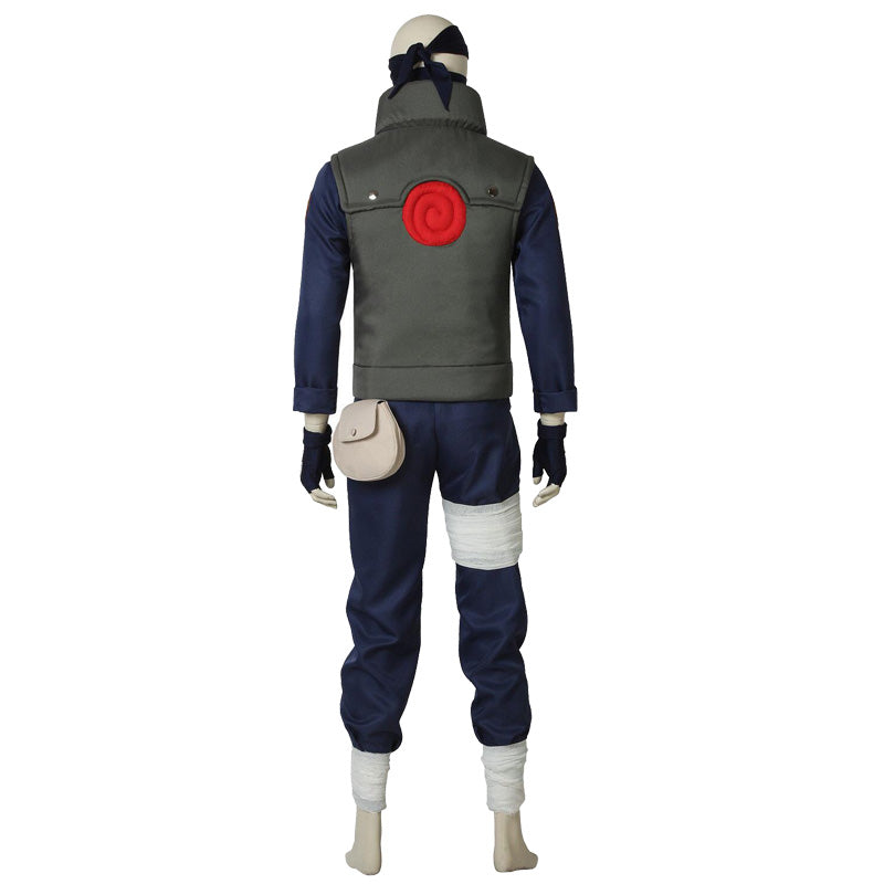 Naruto Kakashi Hatake Cosplay Costume Outfit For Sale - ACcosplay
