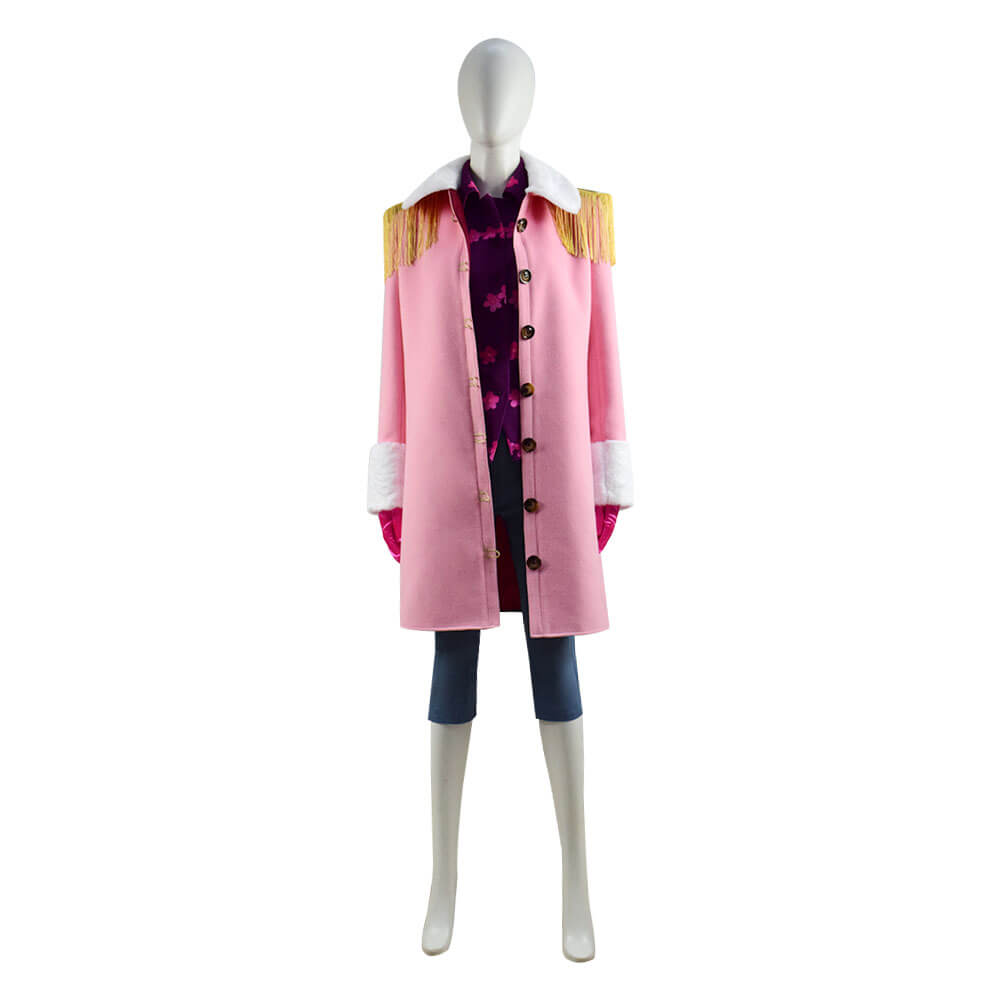 One Piece Pirate Warriors 4 Tashigi Cosplay Costume - ACcosplay