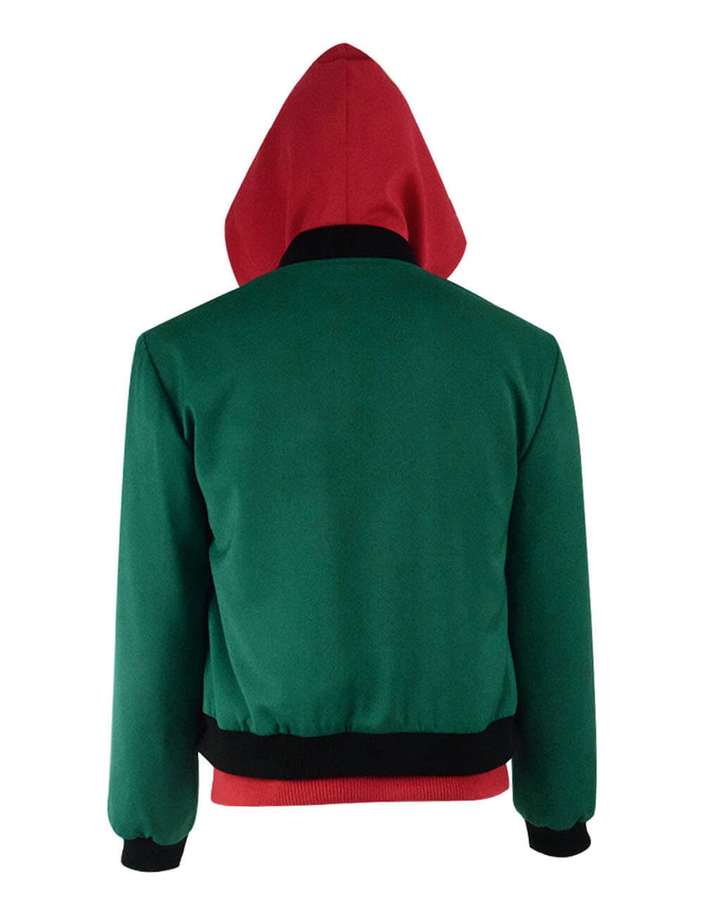 Spider-Man: Into the Spider-Verse Miles Morales Pullover Jacket Costume - ACcosplay