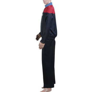 Star Trek Deep Space Nine / Voyager Starfleet Uniform Jumpsuit - ACcosplay