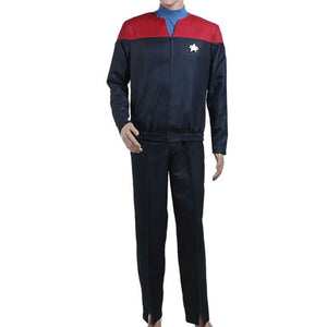 Star Trek: Deep Space Nine / Voyager Starfleet Uniform Jumpsuit - ACcosplay