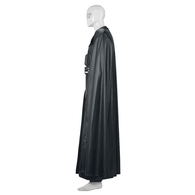 Star Wars Cosplay Costume Darth Vader Anakin Skywalker Cosplay Costume Deluxe Cape Cloak Full Set