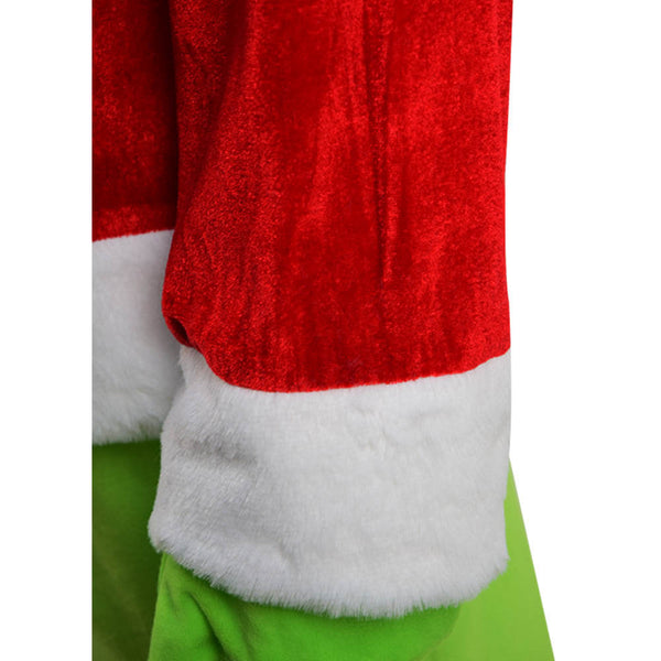 How the Grinch Stole Christmas Costume The Grinch Christmas Cosplay - ACcosplay