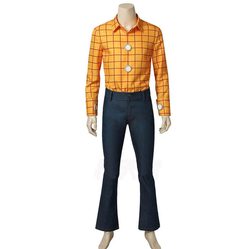Toy Story Woody Disney Cosplay Costume Ideas 2019 - ACcosplay