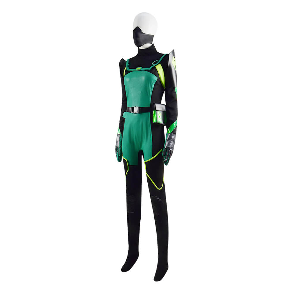 Best Valorant Viper Cosplay Costume For Halloween - ACcosplay