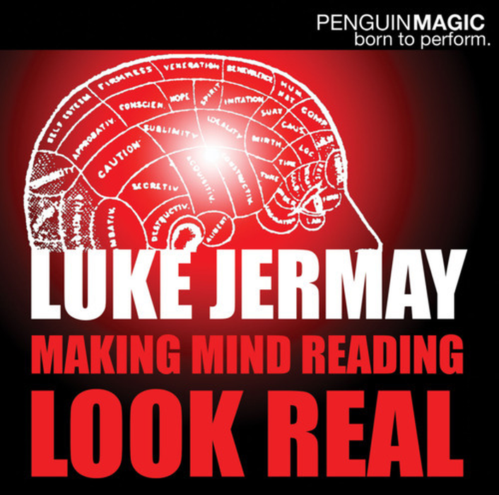 Making Mind Reading Look Real by Luke Jermay (Instant Download)