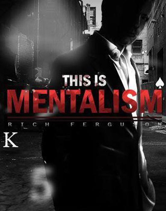 This is Mentalism by Rich Ferguson (DVD)