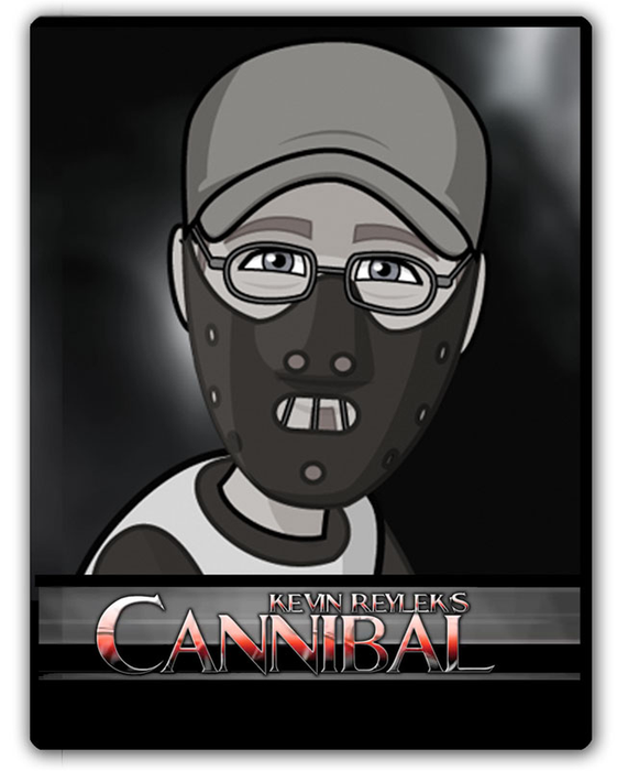 Cannibal by Kevin Reylek (DVD)