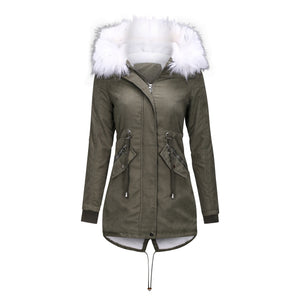 Vintage Stylists Women's Parka Coat
