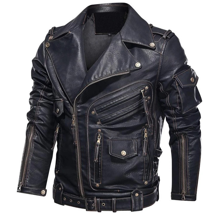 Vintage Stylists Liberty Leather Jacket