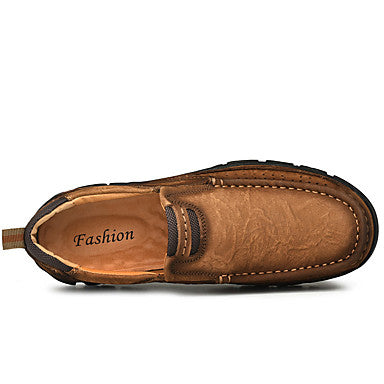 Phantom Men's Leather Shoes
