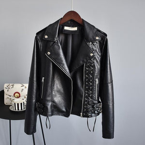 Gothic Women's Braided Jacket