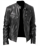 Victorious Men's Leather Jacket