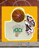 Dallas Sporting Club™ Practice Peace Large Organic tote bag