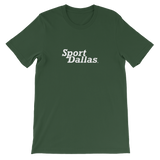 Dallas Sporting Club™ Logo Tshirt - green/white