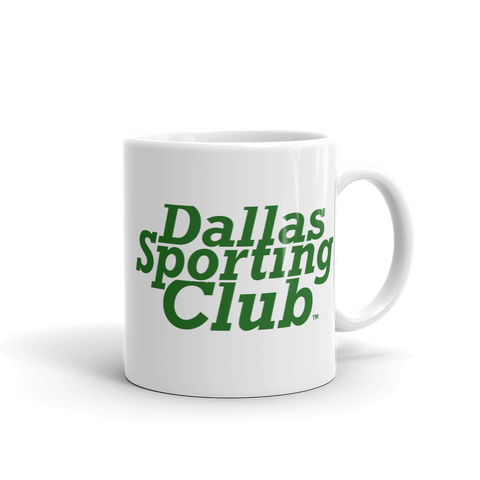 Dallas Sporting Club™ Logo - Coffee Mug/Pencil Holder