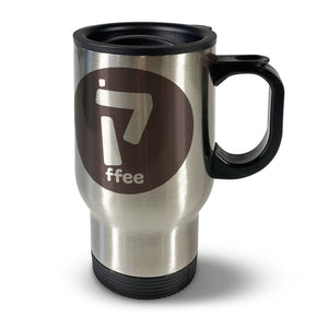NEW!!  COFFEE Travel Mug