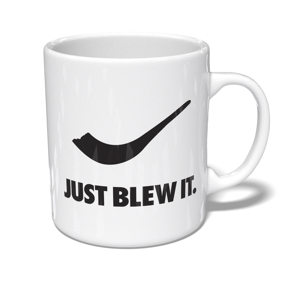 Just Blew It - Mug