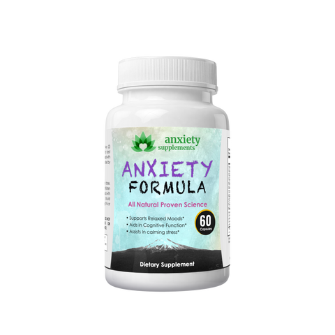 Anxiety Natural Supplements