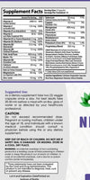 Ingredients of Neuro Plus Anxiety supplement natural