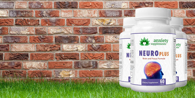 Anxiety Neuro plus benefits natural