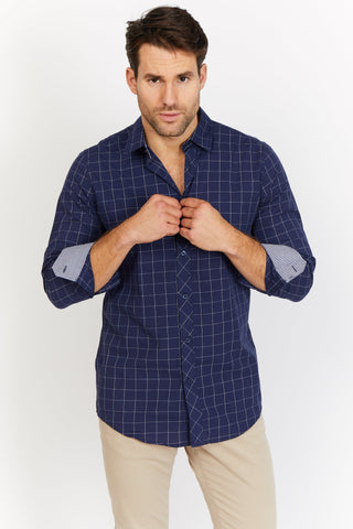 products/Larry-Navy-Check-Organic-Button-Up-Blanc-1600424827.jpg