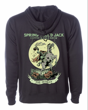 Load image into Gallery viewer, Halloween Hessian Glow-in-the-Dark Hoodie/T-Shirt