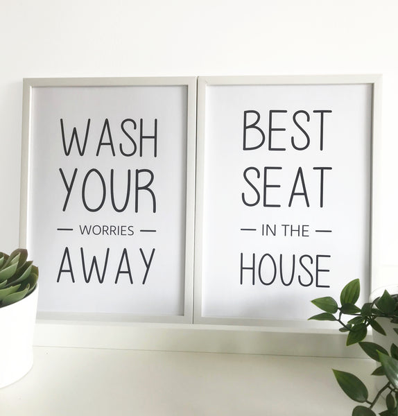 Bathroom Prints Wall Art For Your Bathroom Stylish Prints Posters Online Modiprints