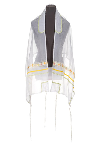 Delicate Summer Tallit for Women