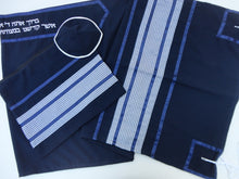 Load image into Gallery viewer, Royal blue tallit
