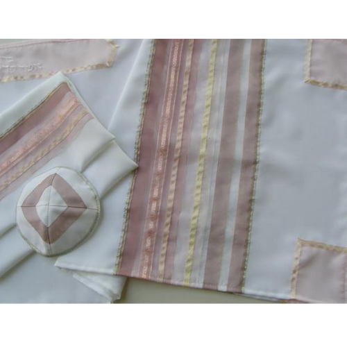Organza Stripes Tallit for Women