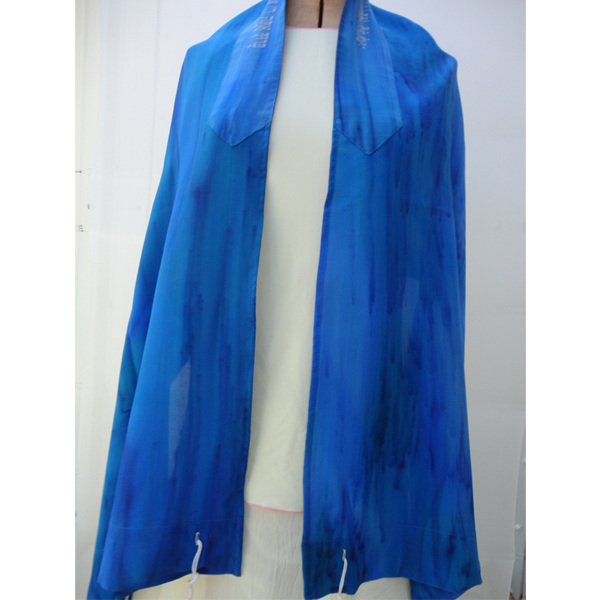 The Blue Sky Tallit