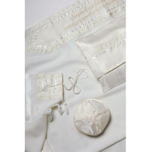 Load image into Gallery viewer, white tallit for sale