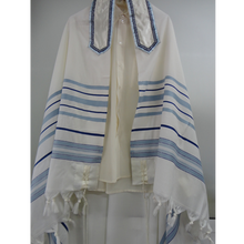 Load image into Gallery viewer, Classic Blue Tallit