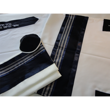 Load image into Gallery viewer, Wool Tallit for Bar Mitzva