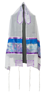 girls tallit by galilee silks