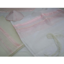 Load image into Gallery viewer, The Pink Stripes Tallit